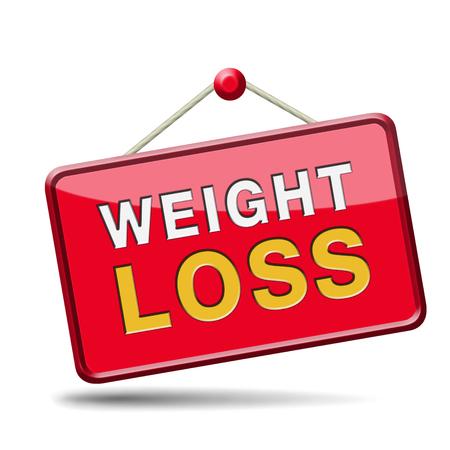 dieting: gewichtsverlies pictogram teken of knop verliest extra kilo's door sport of dieet verliezen kilo