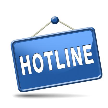 helpline: hotline icon call center or helpline sign for online customer support
