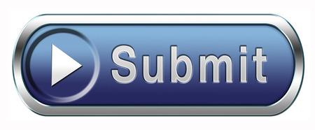 submit button: Submit button or icon for submitting data file or document