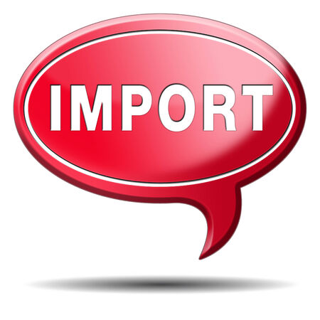 global trade: import international and worldwide or global trade on world economy market. importation and exportation