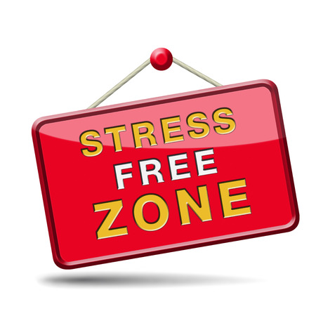 stress management: stress free zone totally relaxed without any work pressure succeed in stress test trough stress management reduce and control external pressure