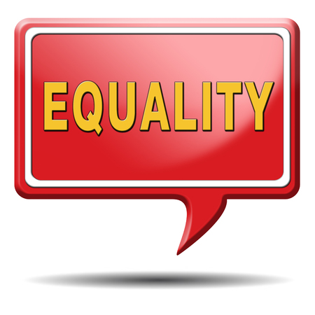 equality and solidarity equal rights and opportunities no discrimination photo