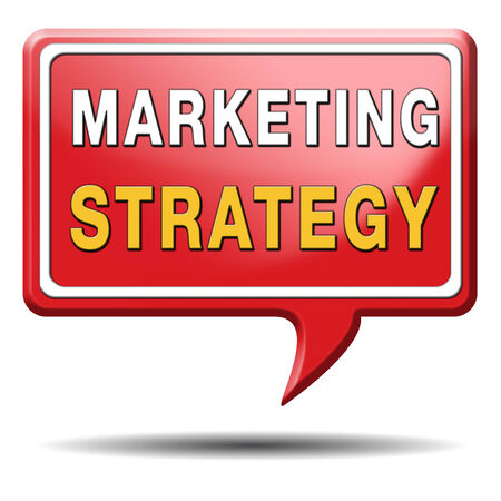 marketing strategy: Marketing-Strategie Ziel Business-Markt-Plan