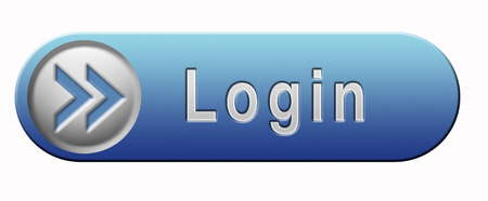 login button: Login icon