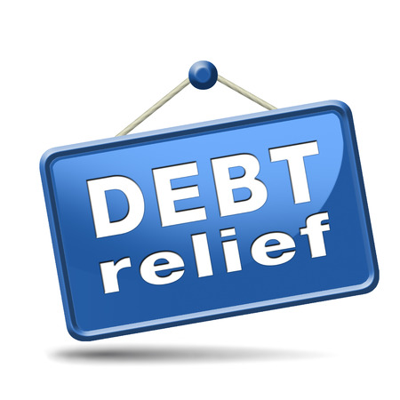 credit crisis: debt relief after banruptcy caused by credit or housing bubbles restructuring finance after economic or bank crisis