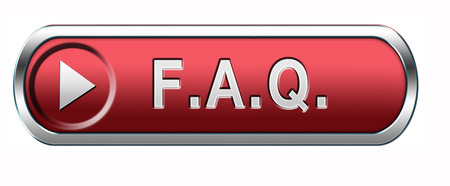 frequently: faq frequently asked questions and answers search and find information question and answer Stock Photo