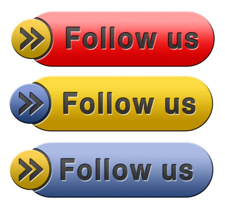Follow us online and like to join our media network photo
