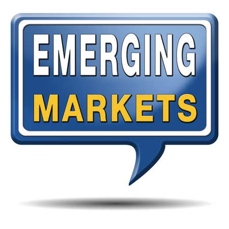 emerging markets: emerging market new fast growing economy frantic economies