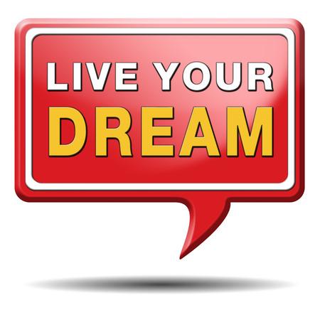 realiseren: leef je droom waar te maken dromen waar het realiseren van uw doelstellingen van uw leven huis auto vakantie vakantie