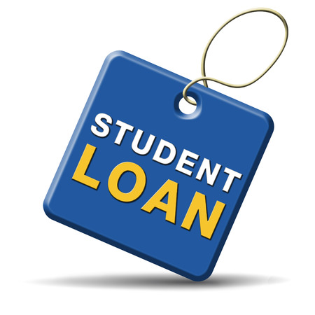 student loan credit application study funding photo