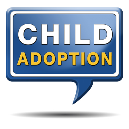child adoption becoming a legal guardian and getting guardianship and adopt young baby  photo