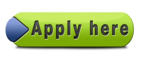 Meld je aan en inschrijven hier voor een volledig lidmaatschap. Vul aanvraagformulier. Abonnement pictogram of knop. Stockfoto