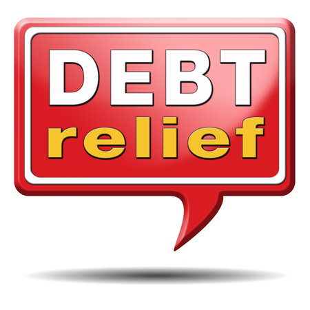 debt relief after banruptcy caused by credit or housing bubbles restructuring finance after economic or bank crisis photo