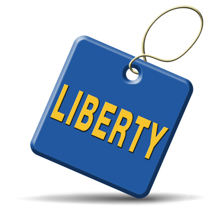 unchained: liberty freedom democracy and human rights free of speech