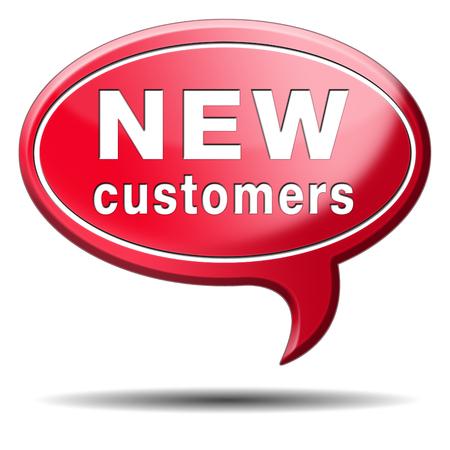 atraer: nuevos clientes atraen compradores aumentar el tr�fico por la comercializaci�n y promoci�n de productos Foto de archivo