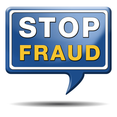stop fraud bride and political or police corruption money corrupt cyber or internet crime photo