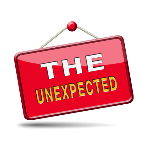 the unexpected big surprise expect the unexpected