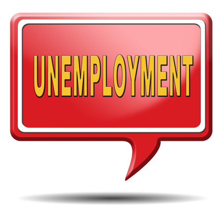 joblessness: unemployment rate loose job loss joblessness jobloss caused by recession