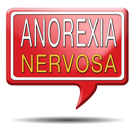 anorexia nervosa eating disorder with under weight as symptoms needs prevention and treatment is caused by extreme dieting, diet and bulimia can cause it photo