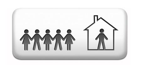 to let: casa in vendita o casa in affitto o lasciare