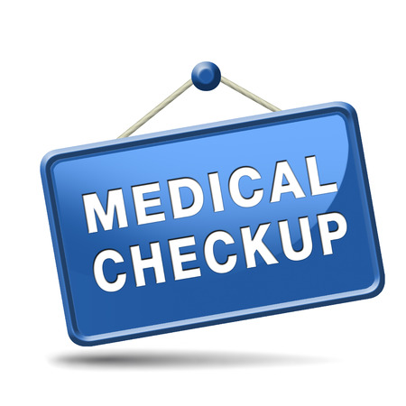 medical check up  or physical examination best to have a yearly checkup healthcare investigation annual health exam periodic general preventive medicine photo