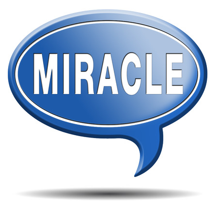 miracle make dream come true wonder by Jesus or God when you have faith photo