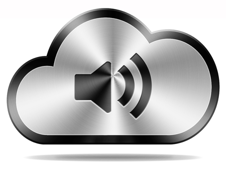 live stream radio: music storage upload and download share or live stream radio listening trough cloud computing