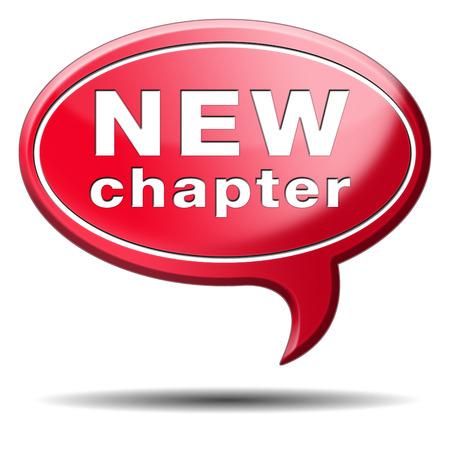incominciare: nuovo capitolo fresco ricominciare o ricominciare e hanno un'opportunit� in pi�