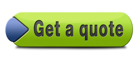 Conseguir un botón presupuesto o icono Foto de archivo - 25319062