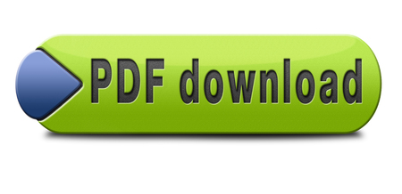 download button: pdf file or document download button or icon