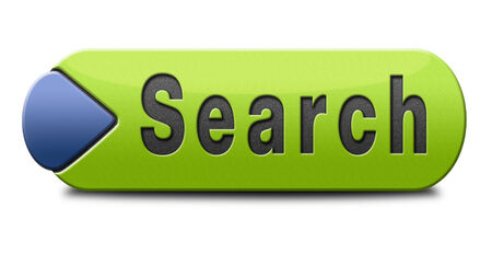search button: Search button searching information online find on the internet