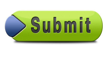 submit: Submit button or icon for submitting data file or document