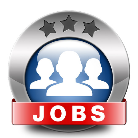 help wanted: job search find vacancy for jobs dream career move help wanted job ad recruitment job icon job button hiring now
