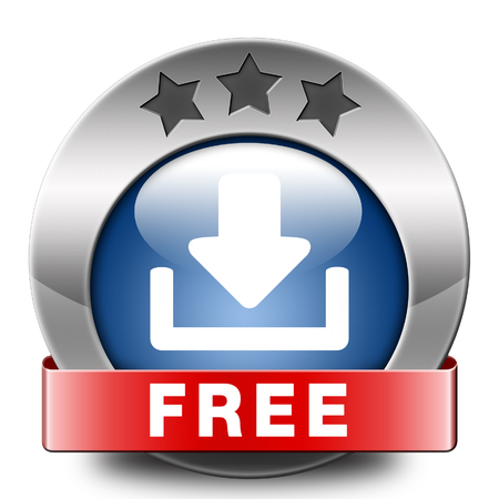 free download music, video movie or data downloading pdf document file button or icon photo