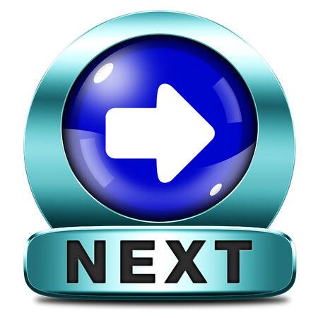 the next step: Icona avanti ci� che � prossimo passo o spostare ci� che � ora il pulsante