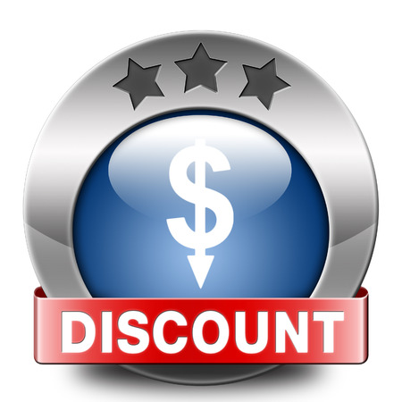 bargain: discount lowest price special offer bargain and sales discount icon label or sign