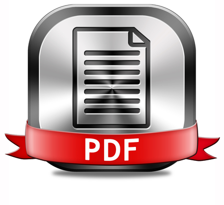 pdf: pdf file download or document downloading button or icon