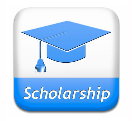scholarship or grant for university or college education study funding application for school funds photo