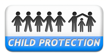 child protection and care give children a safe home and protect them from abuse or domestic violence photo
