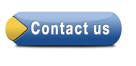 about us: contact us for feedback icon or sign. Coordinates and address for customer support and extra information
