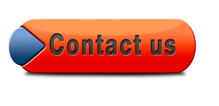 coordinates: contact us for feedback icon or sign. Coordinates and address for customer support and extra information