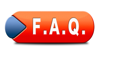 frequently: faq frequently asked questions and answers search and find information question and answer button or icon