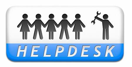 service desk: online helpdesk support desk or help desk button technical assitance and customer service