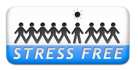 stress management: stress free job totally relaxed without any work pressure succeed in stress test trough stress management reduce and control external pressure