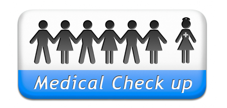 preventive: medical check up  or physical examination best to have a yearly checkup healthcare investigation annual health exam periodic general preventive medicine