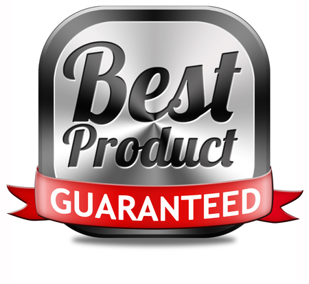 best product label stamp sticker icon or button top quality guaranteed premium choice