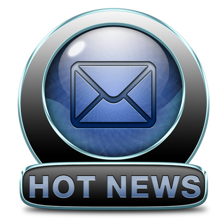 actuality: hot news breaking latest article or press release on a daily basis