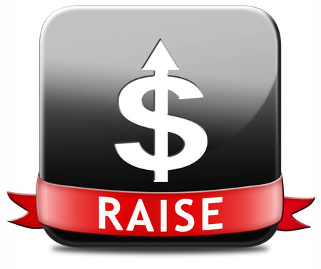 pay raise: income raise a rise in higher salary pay increase negotiation for job promotion