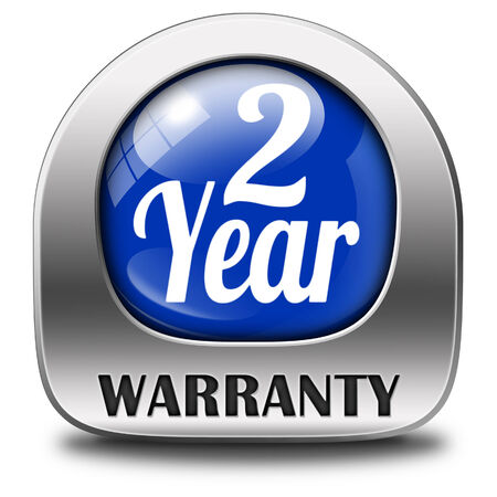 2 year warranty top quality product two years assurance and replacement best top quality guarantee guaranteed commitment photo