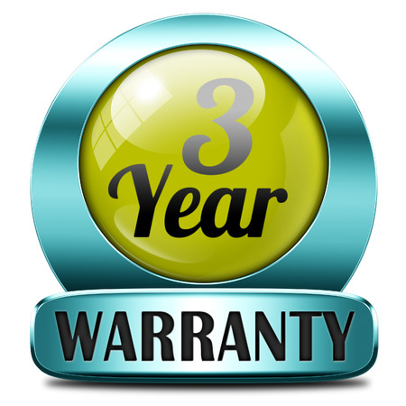 3 year warranty top quality product three years assurance and replacement best top quality guarantee guaranteed commitment photo